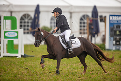 Godrie Ben, BEL, Carina<br /> Nationaal Tornooi LRV Ponies<br /> Zonnebeke 2019<br /> © Hippo Foto - Dirk Caremans<br />  29/09/2019
