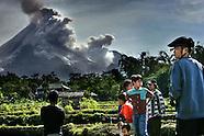 Vulkaanuitbarsting archief 2006