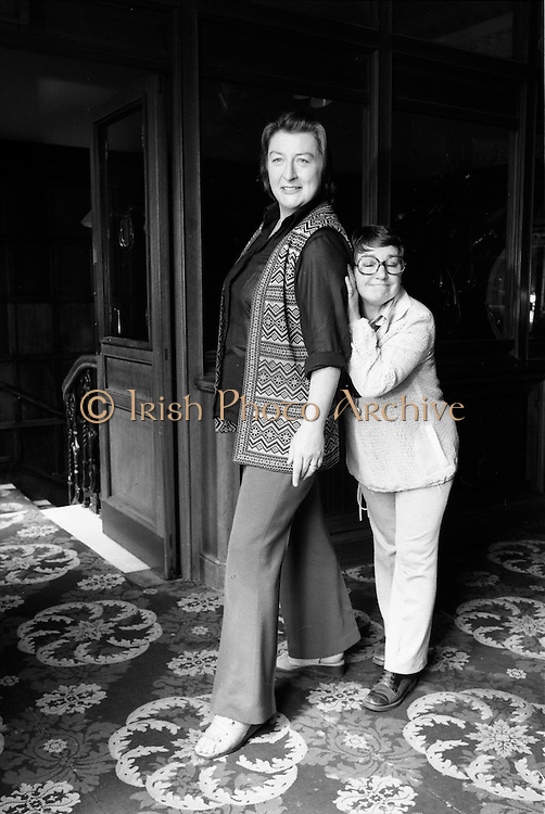 Maureen Potter & Marie Conmee, Gaiety Theatre Dublin, Ireland.  .Keyword. Keyword.theater,.theatre theater,.theatres,.comedian jokes,.theatre history,.comedians,.comedian quotes,.famous comedian,.list of comedians,.comedienne,.comedians of comedy,.comedy,.humor,.home theatre,.comedians list,.famous comedians,.best comedians,.theaters,.female comedians,.female comedian,.comedy show,.top comedians,.best stand up comedians,.act,.comedies,.elebrities,.actress,.maureen potter,.comedy shows,