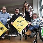 30.9.2019 Irish Wheelchair Association WorkAbility conf