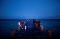 Puerto Morales, Mexico. (Photo by Robert Caplin)