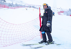 04.02.2019, Are, SWE, FIS Weltmeisterschaften Ski Alpin, Damen, Abfahrt, 1. Training, im Bild Atle Skaardal (FIS Chef Renndirektor Weltcup Ski Alpin Damen) // Atle Skaardal Chief Race Director World Cup Ladies of FIS during 1st Ladies Dwonhill Training of the FIS Ski Alpine World Championships 2019 in Are, Sweden on 2019/02/04. EXPA Pictures © 2019, PhotoCredit: EXPA/ Johann Groder