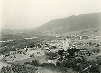1919 Universal Studios back lot