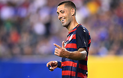 July 19, 2017 - Philadelphia, PA, USA - Philadelphia, PA - Wednesday July 19, 2017: Clint Dempsey  during a 2017 Gold Cup match between the men's national teams of the United States (USA) and El Salvador (SLV) at Lincoln Financial Field. (Credit Image: © Brad Smith/ISIPhotos via ZUMA Wire)