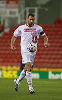 Photo: Mark Stephenson.<br /> Stoke City v Aston Villa. Pre Season Friendly. 01/08/2007.<br /> Stoke's Danny Higginbotham