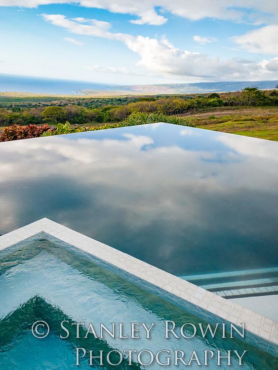 Infinity Pool in Hawaii