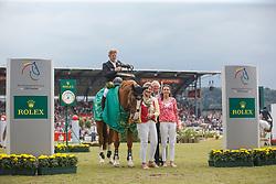 Ehning Marcus, GER, Pret A Tout<br /> Rolex Grand Prix - CHIO Aachen 2018<br /> © Hippo Foto - Sharon Vandeput<br /> 22/07/2018