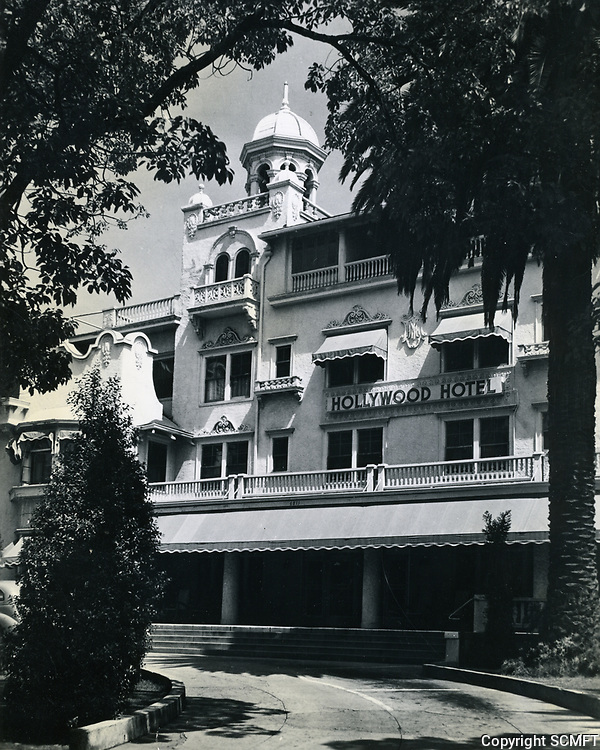 1940 The Hollywood Hotel