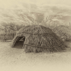 Hohokahm pithouse example