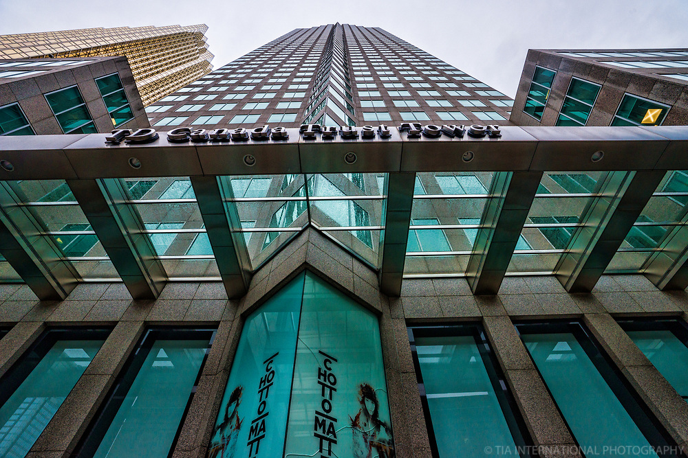 TD Canada Trust Tower, Front Street