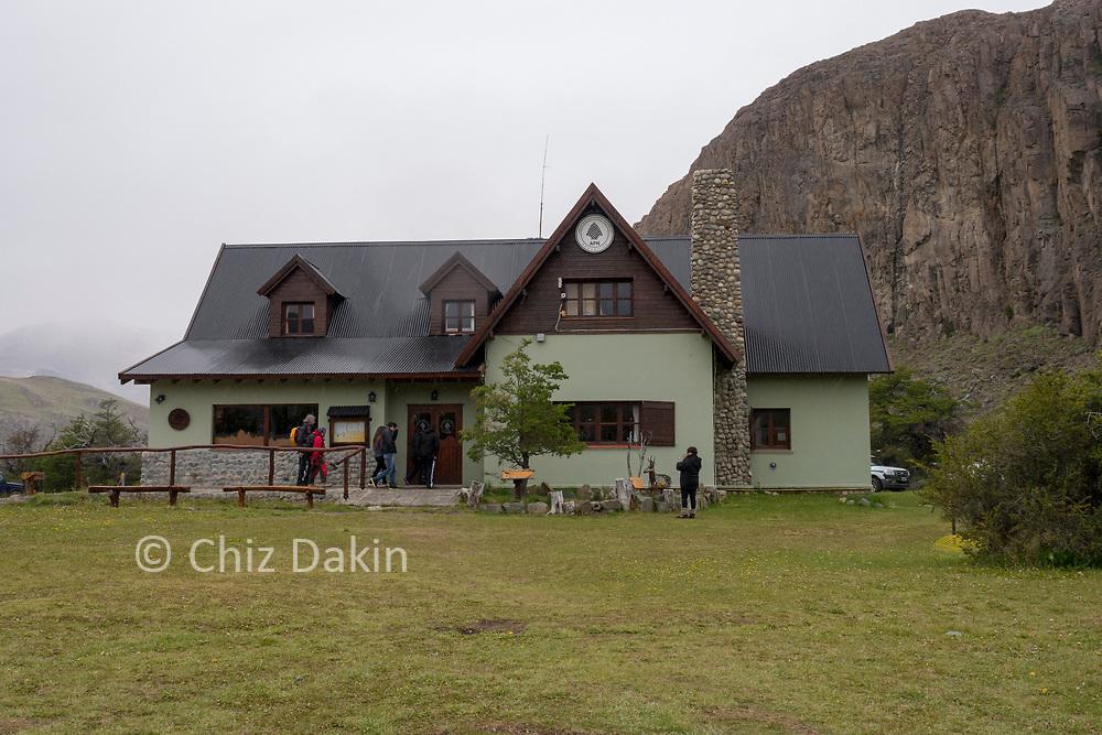 APN (National Park) building, El Chalten
