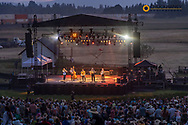 Lil Smokies perform at the Under The Big Sky Music Festival in Whitefish, Montana, USA
