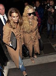 Madonna is seen leaving the Ritz hotel in Paris<br /><br />30 September 2018.<br /><br />Please byline: Vantagenews.com