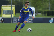 Alen Mehic of Bosnia and Herzegovina (8) during the UEFA European Under 17 Championship 2018 match between Bosnia and Republic of Ireland at Stadion Bilino Polje, Zenica, Bosnia and Herzegovina on 11 May 2018. Picture by Mick Haynes.