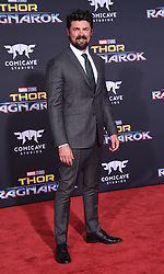 Marvel's 'Thor: Ragnarok' World Premiere held at the El Capitan Theatre. 10 Oct 2017 Pictured: Karl Urban. Photo credit: O'Connor/AFF-USA.com / MEGA TheMegaAgency.com +1 888 505 6342