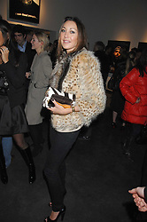 TAMARA MELLON at a private view of Octagan a showcase of work of photographer Kevin Lynch featuring the stars of the Ultimate Fighter Championship held at Hamiltons gallery, Mayfair, London on 17th January 2008.<br /><br />NON EXCLUSIVE - WORLD RIGHTS