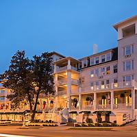 Partridge Inn at Dusk - Augusta, GA