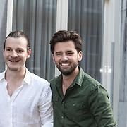 NLD/Amsterdam//20170706 - Lancering 'GTST' Magazine, Guido Spek en Ruud Feltkamp