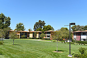 Student Housing on UCI Campus of the  University of California Irvine