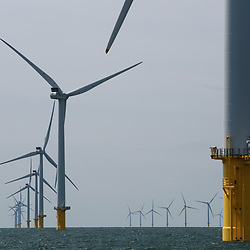 Wind farm, United Kingdom