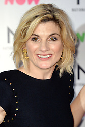 Jodie Whittaker in the press room after the National Television Awards 2018 held at the O2, London. Photo credit should read: Doug Peters/EMPICS Entertainment