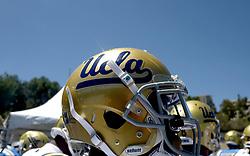 April 29, 2017 - Los Angeles, California, U.S. - The UCLA football Spring Showcase on Saturday, April 29, 2017 in Los Angeles. (Photo by Keith Birmingham, Pasadena Star-News/SCNG) (Credit Image: © San Gabriel Valley Tribune via ZUMA Wire)