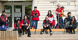 Team Canada - Horse Inspection - Alltech FEI World Equestrian Games™ 2014 - Normandy, France.<br /> © Hippo Foto Team - Jon Stroud<br /> 25/06/14