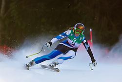 10.02.2011, Kandahar, Garmisch Partenkirchen, GER, FIS Alpin Ski WM 2011, GAP, Damen Abfahrtstraining, im Bild Carolina Ruiz-Castillo (SPA) whilst competing in the women's downhill training run on the Kandahar race piste at the 2011 Alpine skiing World Championships, EXPA Pictures © 2011, PhotoCredit: EXPA/ M. Gunn