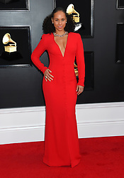 61st Annual Grammy Awards held at Staples Center on February 10, 2019 in Los Angeles, CA. 10 Feb 2019 Pictured: Alicia Keys. Photo credit: MEGA TheMegaAgency.com +1 888 505 6342