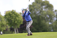 Paul Mitchell (Co. Longford) during the second round at the Connacht Mid Amateur Open, Roscommon Golf Club, Roscommon, Roscommon, Ireland. 17/08/2019.<br /> Picture Fran Caffrey / Golffile.ie<br /> <br /> All photo usage must carry mandatory copyright credit (© Golffile   Fran Caffrey)