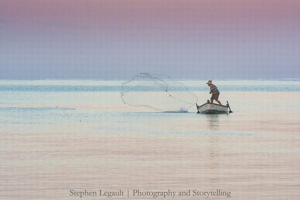 Fisherman, La Boca, Cuba