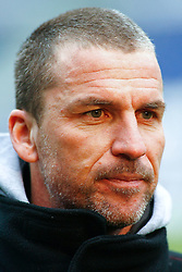 19.02.2011, AWD Arena, Hannover, GER, 1.FBL, Hannover 96 vs 1.FC Kaiserslautern, im Bild Marco KURZ (Trainer Kaiserslautern) EXPA Pictures © 2011, PhotoCredit: EXPA/ nph/  Schrader       ****** out of GER / SWE / CRO  / BEL ******