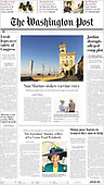 April 04, 2021 (USA): Front-page: Today's Newspapers In United States