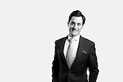 BIRMINGHAM, AL - FEBRUARY 17, 2015: Portrait of a young business professional.
