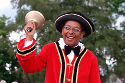 Town Crier at Caterham Carnival UK