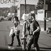 Cross Walk, Mahanoy City, PA