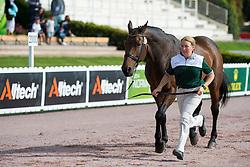 Kerr Horan Kate, (IRL), Arlande<br /> Alltech FEI World Equestrian Games™ 2014 - Normandy, France.<br /> © Hippo Foto Team - Jon Stroud<br /> 25/06/14