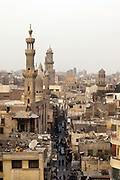 A street in Islamic Cairo, Cairo, Egypt