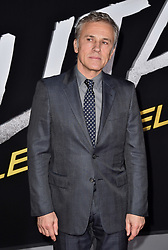 Christoph Waltz attends the Premiere Of 20th Century Fox's 'Alita: Battle Angel' at Westwood Regency Theater on February 05, 2019 in Los Angeles, CA, USA. Photo by Lionel Hahn/ABACAPRESS.COM