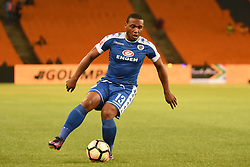 Thuso Phala during the 2016 Premier Soccer League match between Kaizer Chiefs and Supersport held at theFNB Stadium in Johannesburg, South Africa on the 23rd November 2016Photo by:   Real Time Images