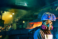 Met Mex Peñoles - one of the world's main metallurgical complexes.