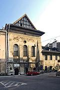 Synagoga Wysoka – synagoga znajdująca się na Kazimierzu w Krakowie.<br /> High Synagogue - synagogue located in Kazimierz, Cracow.