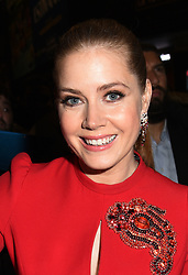 Actress Amy Adams attends Vice premiere at Cinema Gaumont Opera<br /> on February 7, 2019 in Paris, France.
