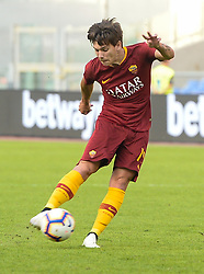 October 20, 2018 - Rome, Lazio, Italy - Ante Coric during the Italian Serie A football match between A.S. Roma and Spal at the Olympic Stadium in Rome, on october 20, 2018. (Credit Image: © Silvia Lore/NurPhoto via ZUMA Press)
