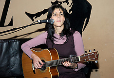 Souad Massi 3rd December 2007