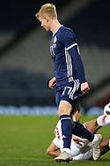 Scotland midfielder Gary Mackay-Steven (17) (Aberdeen)  during the Friendly international match between Scotland and Portugal at Hampden Park, Glasgow, United Kingdom on 14 October 2018.