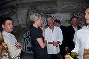 Arabella Huddart; Dan harvey;, Tate Britain Summer Party 2009. Millbank. London. 29 June 2009