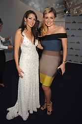 Left to right, DANNII MINOGUE and KATHERINE JENKINS at the 2008 Glamour Women of the Year Awards 2008 held in the Berkeley Square Gardens, London on 3rd June 2008.<br /><br />NON EXCLUSIVE - WORLD RIGHTS