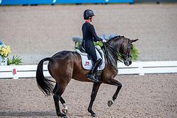 DUJARDIN Charlotte (GBR), Mount St John Freestyle<br /> Tryon - FEI World Equestrian Games™ 2018<br /> Grand Prix de Dressage Teamwertung und Einzelqualifikation<br /> 13. September 2018<br /> © www.sportfotos-lafrentz.de/Stefan Lafrentz
