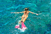 Sea Snorkeling - The Caves - Negril Jamaica